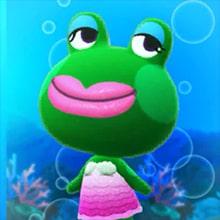 Anquita Animal Crossing Rana