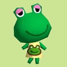 Espe Animal Crossing Rana