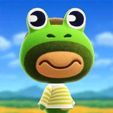 Felipe Animal Crossing Rana