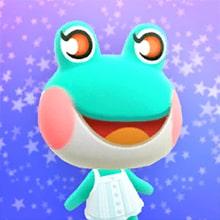 Lili Animal Crossing Rana