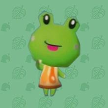 Sunny Animal Crossing Rana