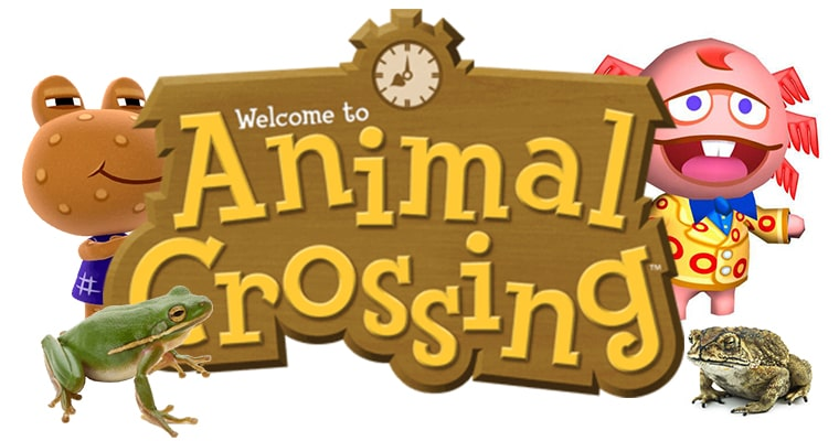 personajes anfibios animal crossing