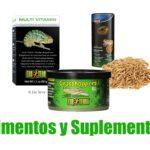 alimentos vitaminas y suplementos para anfibios comprar
