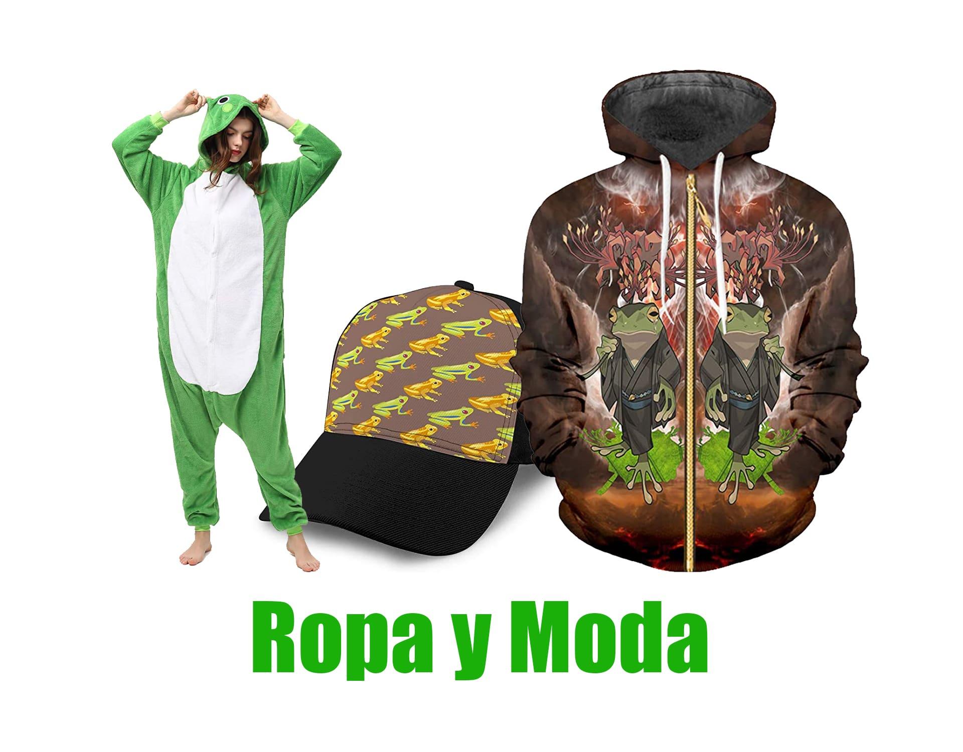 comprar ropa moda y accesorios originales de anfibios